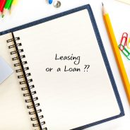 What are the benefits of leasing over buying or a loan ?